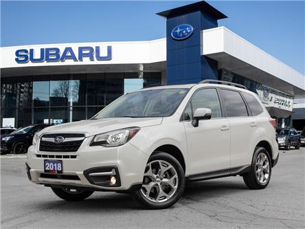 2018 Subaru Forester 2.5i Limited CVT >>No accident<< (Stk: 18360A) in Toronto - Image 1 of 25
