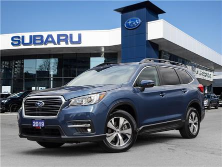 2019 Subaru Ascent Touring 8-Passenger >>No accident<< (Stk: 18121A) in Toronto - Image 1 of 24