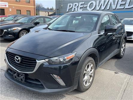 2017 Mazda CX-3 GS (Stk: P3482) in Toronto - Image 1 of 19