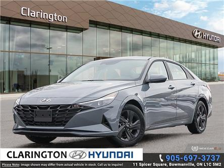 2021 Hyundai Elantra Preferred (Stk: 20915) in Clarington - Image 1 of 24