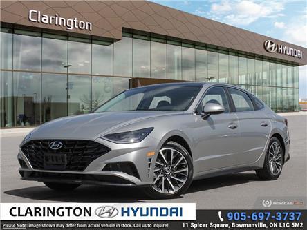 2021 Hyundai Sonata Ultimate (Stk: 20815) in Clarington - Image 1 of 24