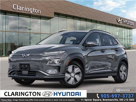 2021 Hyundai Kona EV Ultimate (Stk: 20919) in Clarington - Image 1 of 23