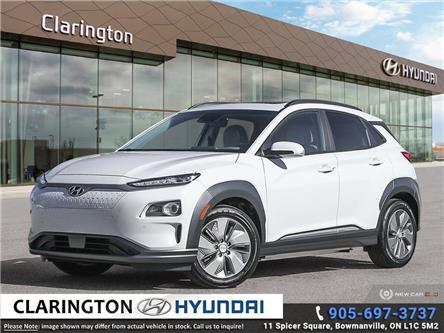 2021 Hyundai Kona EV Ultimate (Stk: 20877) in Clarington - Image 1 of 11