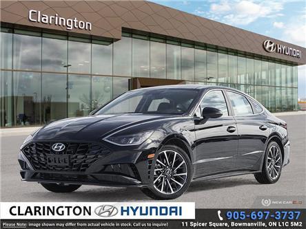 2021 Hyundai Sonata Luxury (Stk: 20893) in Clarington - Image 1 of 24