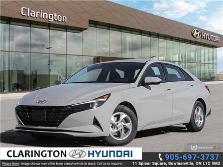 2021 Hyundai Elantra ESSENTIAL (Stk: 20982) in Clarington - Image 1 of 24
