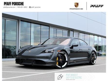2020 Porsche Taycan Turbo S (Stk: P15366) in Vaughan - Image 1 of 22