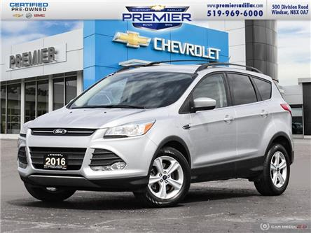 2016 Ford Escape SE (Stk: 210592A) in Windsor - Image 1 of 27