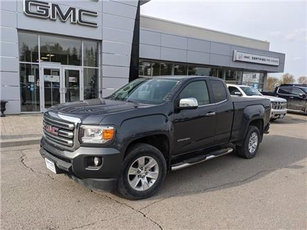 2017 GMC Canyon SLE (Stk: 21480A) in Orangeville - Image 1 of 19
