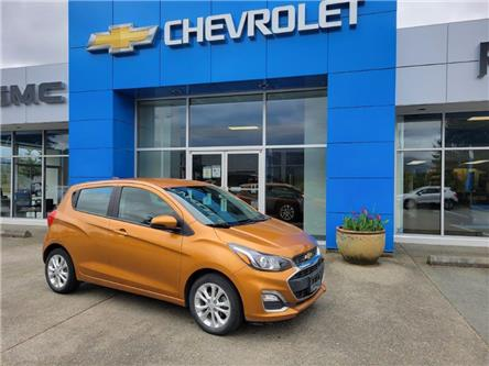 2019 Chevrolet Spark 1LT CVT (Stk: P2070) in Port Alberni - Image 1 of 9