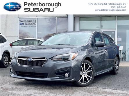 2019 Subaru Impreza Sport (Stk: SP0422) in Peterborough - Image 1 of 29