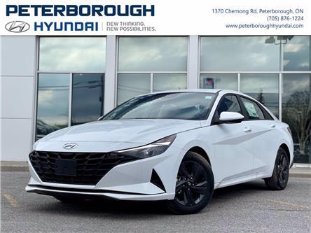 2021 Hyundai Elantra Preferred (Stk: H12743) in Peterborough - Image 1 of 29