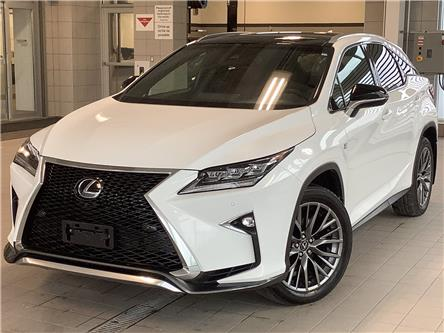 2018 Lexus RX 350 Base (Stk: PL21041) in Kingston - Image 1 of 12