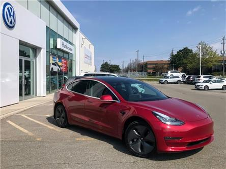 2019 Tesla Model 3  (Stk: 7560E) in Toronto - Image 1 of 19