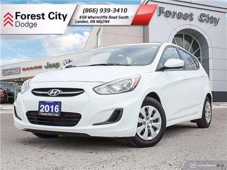 2016 Hyundai Accent GL (Stk: PM0240A) in Sudbury - Image 1 of 27
