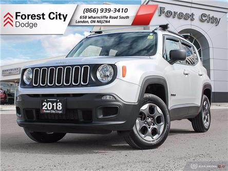 2018 Jeep Renegade Sport (Stk: 20-C020A) in Sudbury - Image 1 of 29
