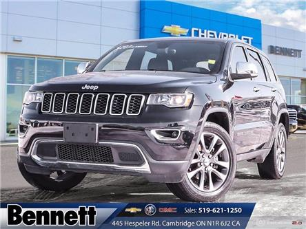 2018 Jeep Grand Cherokee Limited (Stk: 210245A) in Cambridge - Image 1 of 27