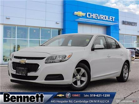 2016 Chevrolet Malibu Limited LS (Stk: 210175B) in Cambridge - Image 1 of 27