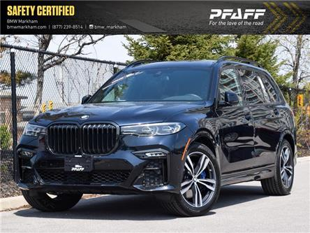 2020 BMW X7 xDrive40i (Stk: O14094A) in Markham - Image 1 of 25