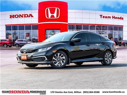 2019 Honda Civic EX (Stk: 3850) in Milton - Image 1 of 28