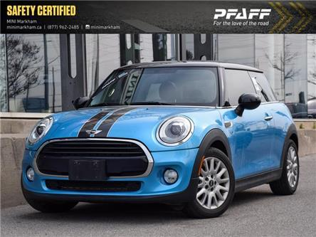 2016 MINI 3 Door Cooper (Stk: M5752A) in Markham - Image 1 of 15