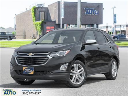 2018 Chevrolet Equinox Premier (Stk: 104495) in Milton - Image 1 of 24