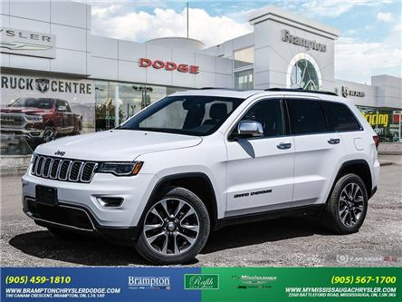 2018 Jeep Grand Cherokee Limited (Stk: 14033) in Brampton - Image 1 of 30
