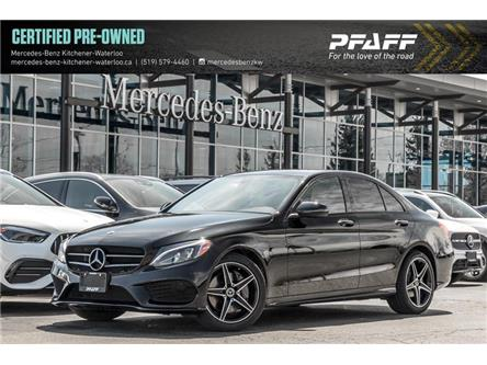 2018 Mercedes-Benz C-Class Base (Stk: 39656A) in Kitchener - Image 1 of 21