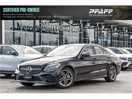 2020 Mercedes-Benz C-Class Base (Stk: K4348) in Kitchener - Image 1 of 21