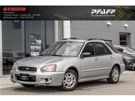 2004 Subaru Impreza 2.5 TS (Stk: S00615A) in Guelph - Image 1 of 17