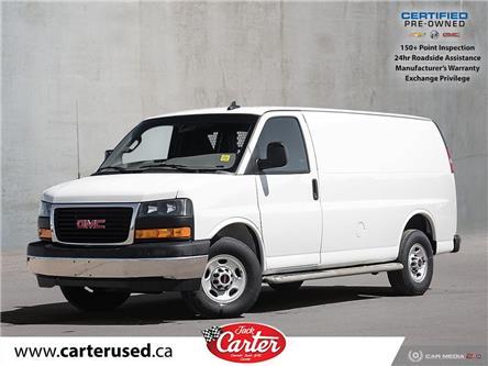 2019 GMC Savana 2500 Work Van (Stk: 13634U) in Calgary - Image 1 of 23