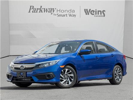 2018 Honda Civic EX (Stk: 17271A) in North York - Image 1 of 22
