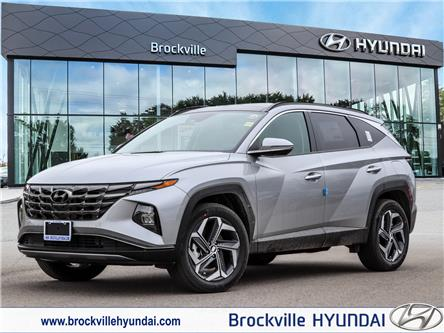 2022 Hyundai Tucson Hybrid Luxury (Stk: R22007) in Brockville - Image 1 of 27