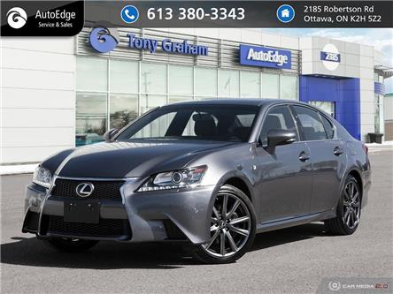 2013 Lexus GS 350 Base (Stk: A0624) in Ottawa - Image 1 of 30