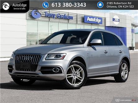 2015 Audi Q5 2.0T Progressiv (Stk: A0464A) in Ottawa - Image 1 of 30