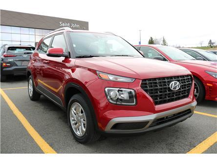 2021 Hyundai Venue Preferred (Stk: 14693) in Saint John - Image 1 of 10