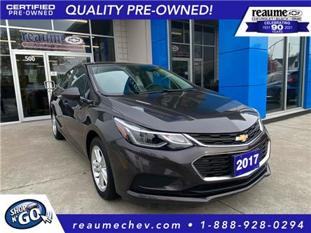 2017 Chevrolet Cruze LT Auto (Stk: L-4576) in LaSalle - Image 1 of 26