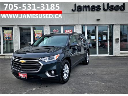 2018 Chevrolet Traverse LT (Stk: N21266A) in Timmins - Image 1 of 14