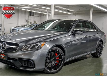 2016 Mercedes-Benz E-Class S (Stk: ) in Oakville - Image 1 of 38