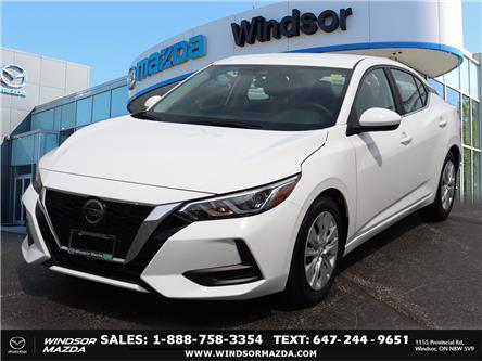2020 Nissan Sentra S Plus (Stk: PR04383) in Windsor - Image 1 of 25