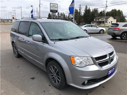 2017 Dodge Grand Caravan CVP/SXT (Stk: 5489-21A) in Sault Ste. Marie - Image 1 of 12