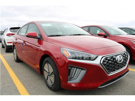 2021 Hyundai Ioniq Hybrid Preferred (Stk: 18692) in Saint John - Image 1 of 11