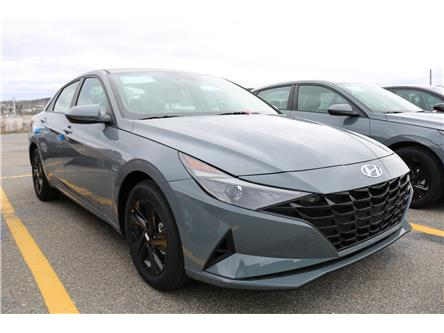 2021 Hyundai Elantra HEV Preferred (Stk: 12686) in Saint John - Image 1 of 5