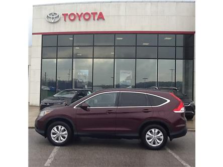2013 Honda CR-V EX (Stk: 21164a) in Owen Sound - Image 1 of 10