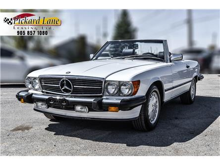 1988 Mercedes-Benz 560 SL (Stk: 082226) in Bolton - Image 1 of 27