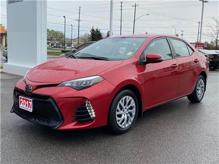 2017 Toyota Corolla SE (Stk: W5333) in Cobourg - Image 1 of 21