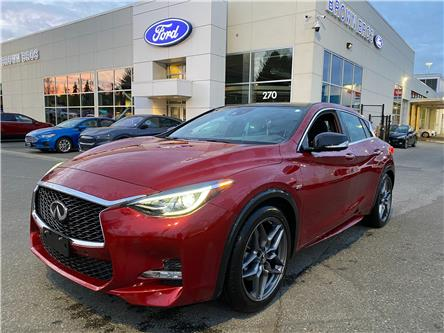 2017 Infiniti QX30 Sport (Stk: 21409A) in Vancouver - Image 1 of 25