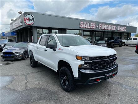 2020 Chevrolet Silverado 1500 Silverado Custom Trail Boss (Stk: 20-210282) in Abbotsford - Image 1 of 17