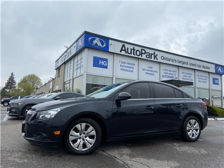 2014 Chevrolet Cruze 1LT (Stk: 14-57283) in Brampton - Image 1 of 17