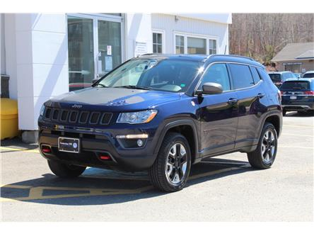 2018 Jeep Compass Trailhawk (Stk: P21-14) in Fredericton - Image 1 of 26