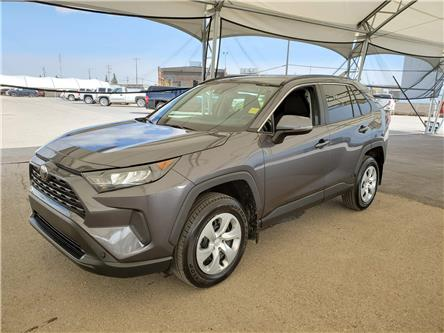 2021 Toyota RAV4 LE (Stk: 190541) in AIRDRIE - Image 1 of 26